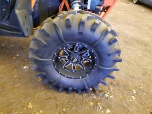 32 Terminators HD4 Wheels