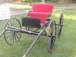SHOW BUGGY FOR SALE IN EXCELLENT CONDITION