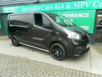 02981f97f6 RENAULT TRAFIC dCi 90 SL27 SWB 27 Business Black Manual Diesel