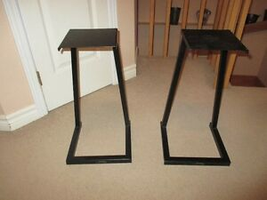 TARGET SPEAKER STANDS MADE IN ENGLAND