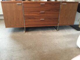 Dwell sideboard & coffee table