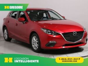 2015 Mazda 3 GS A/C GR ELECT MAGS BLUETOOTH CAMERA RECUL