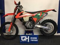 2017 KTM EXCF 350 | VERY GOOD CONDITION | 46 HOURS / 950 MILES | EXC-F XC-F