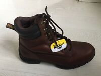 Dr Matin Safety Shoes Size 11