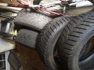Used winter tires 205 65 r 16