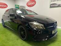 Mercedes-Benz A200 1.6 ( 156ps ) ( s/s ) 7G-DCT 2017MY AMG Line