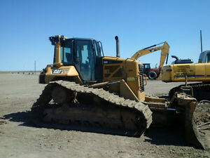 2010 Caterpillar D6N LGP Dozer Needs to go