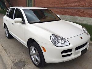 2005 Porsche Cayenne SUV, Crossover