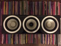 Brand New Tannoy Precision 6c centre speaker with 6 years warranty