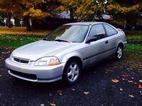 Honda civic dx 97