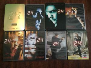 24 heures chrono - Série complète - DVD