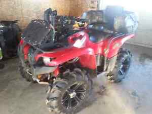 2008 modded grizzly 700 eps $6000 obo need gone