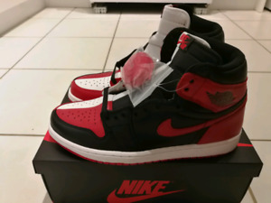 DS Air Jordan 1 Retro high homage to home size US9.5