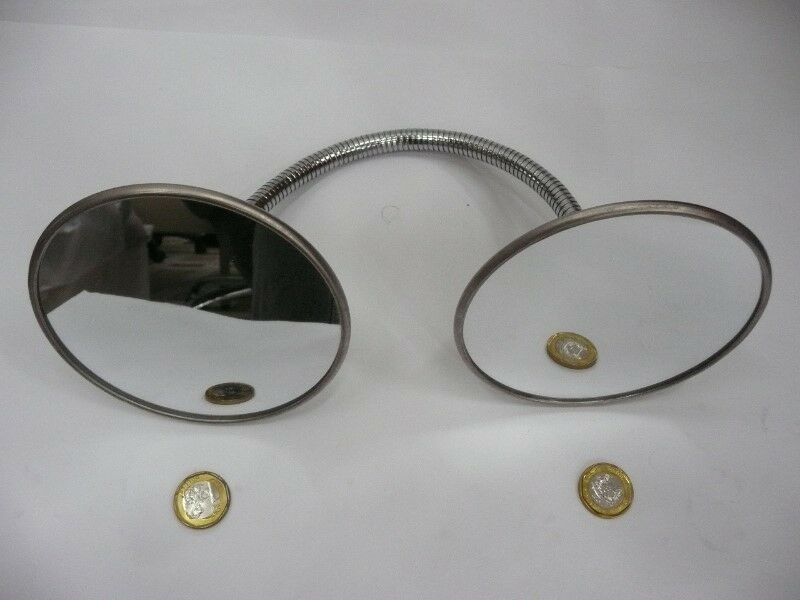 Vintage IKEA Mirror Normal + MAGNIFY FOR MAKEUP Eyebrowing Close Up Standing Resting NEW