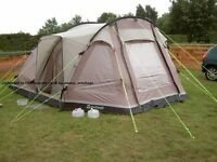 Large 5 person Tent - Outwell Nevada M