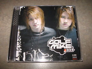 Golf-Mike cd-Thai pop duo-excellent condition + Death Note dvd