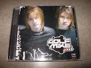 Golf-Mike cd-Thai pop duo-excellent condition + bonus cd