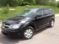 2010 Dodge Journey SXT, 4 cyl. 7 passagers VUS , 70,000 Km. Impe
