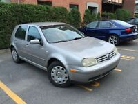 2000 VW Golf TDI 5 speed manual