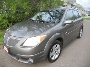 2006 Pontiac Vibe Hatchback AWD  Loaded $3495