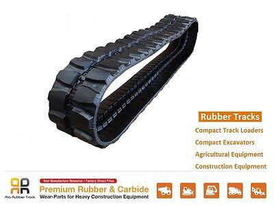 Rio Rubber Track 400x72.5x72 Hitachi Fh40.2 Plus 45.2 Gehl Gx35 Mini Excavator