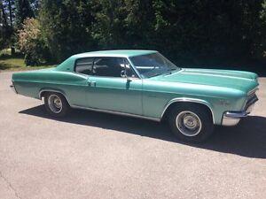 1966 Chevy caprice