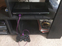 PS3 (250 GB) + 11 games + 1 controller