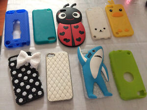 9 IPOD Cases in excellent shape