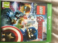 Practically brand new, unwanted Xbox one game