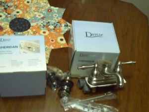 Vanity faucet by Danze