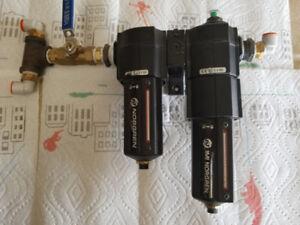 Norgren filter lubricator