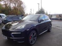 PORSCHE CAYENNE V8 TURBO TIPTRONIC S 2012 Petrol Automatic in Black