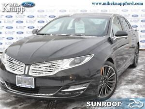 2013 Lincoln MKZ Base  - Leather Seats -  Bluetooth