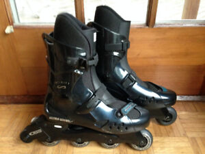 Ultra Wheels Inline Roller Skates