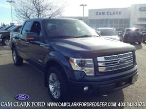 2014 Ford F-150 Limited  Moonroof Navigation