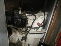 50 hp Johnson motor for parts