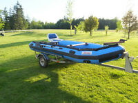 14' Inflatable Boat