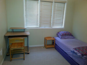 ROOM FOR RENT FOR CO-OP STUDENTS IN AURORA, JAN-APRIL 2019