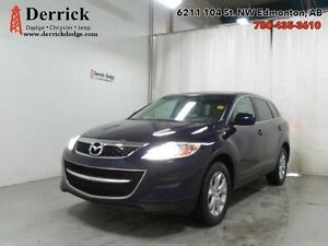 2012 Mazda CX-9 GS  AWD SUV GS Leather Seats Sunroof  $213 B/W