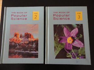 The Book of Popular Science Volume 2 and 3