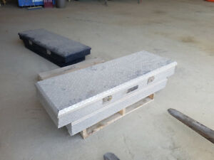 Aluminum Truck Tool Box for Small Pickup