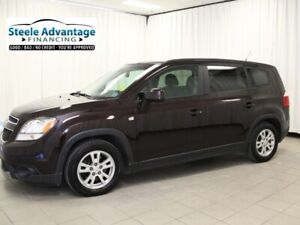 2013 Chevrolet Orlando LT - Alloys, Satellite Radio, OnStar and