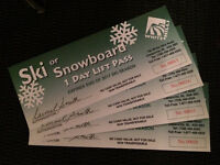 4 Adult tickets for White Hills