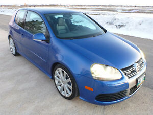 RARE 2008 VW Volkswagen Golf R32 DSG 4Motion AWD Hot Hatch