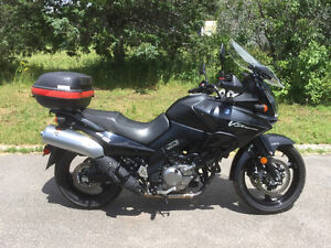 2008 Suzuki V-Strom DL650 with ABS