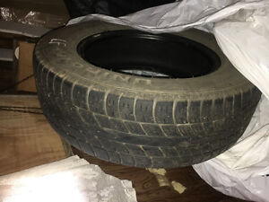 Quality tires - one summer used 225/65R16