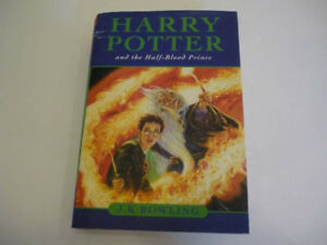 4 Hardcover Harry Potter Books New Price
