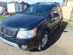 2010 Pontiac Torrent SUV, Crossover