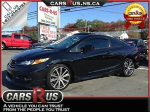 2015 Honda Civic Si w/Navi.....Includes 4 FREE winter tires!!