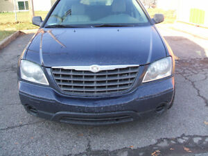 2005 Chrysler Pacifica VUS